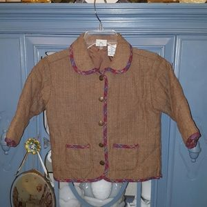 Hartstrings Jacket Size 2T